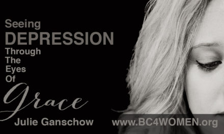 Seeing Depression Through The Eyes Of Grace : Review