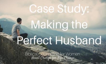 Case Study: Making the Perfect Husband