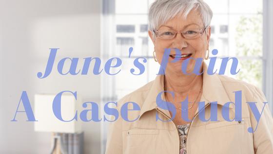 Jane's Pain: A Case Study