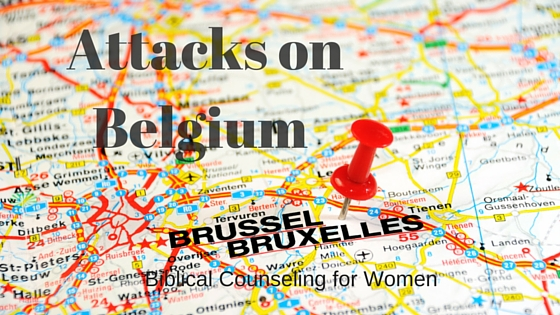 Attacks on Belgium