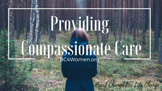 Providing Compassionate Care