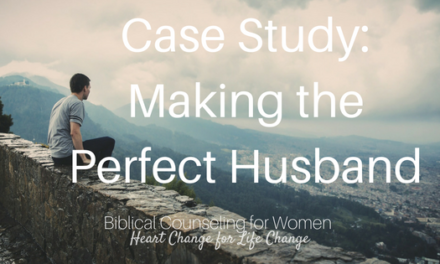 Case Study: Making the Perfect Husband