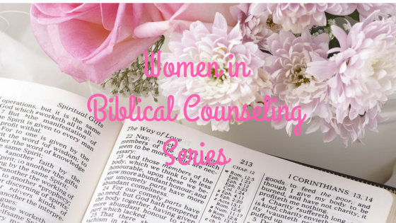 Women in Biblical Counseling Series, Interview with Linda Rice