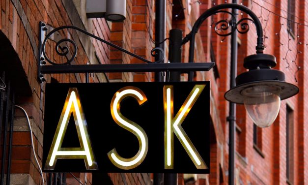You Disappoint Me: The Importance of Asking Questions