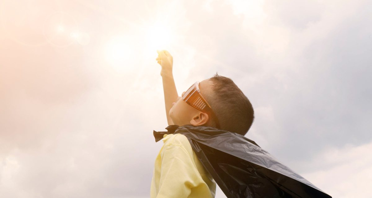 The Amazing Life You Wanted for your Child