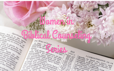 Women in Biblical Counseling Series, Interview with Kimberly Cummings